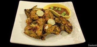 Hara Masala Chicken Tikka