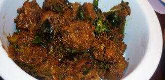Mutton Lamb Masala Recipe