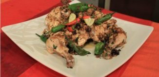Lahori Style Tawa Chicken