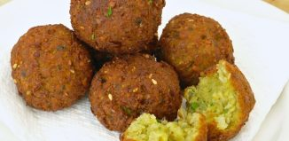 Middle Eastern Falafel Recipe