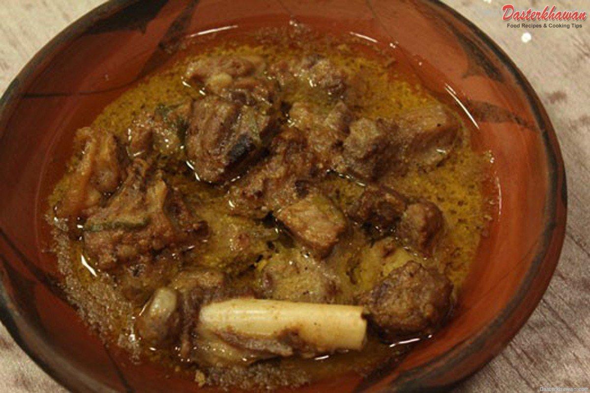 Peshawari Namkeen Handi - Mutton Recipes