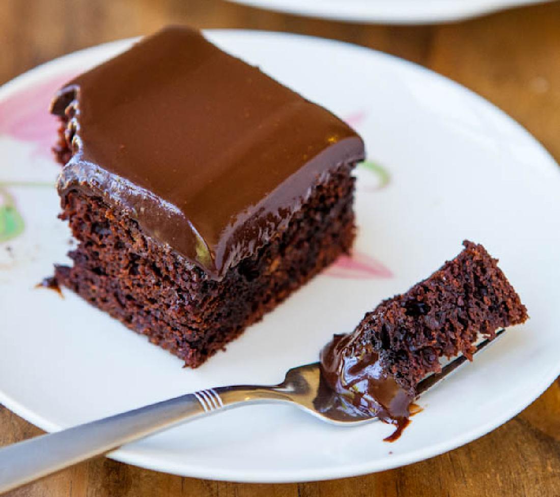 chocolate ganache with unsweetened chocolate