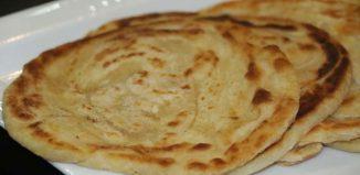 Bangali paratha