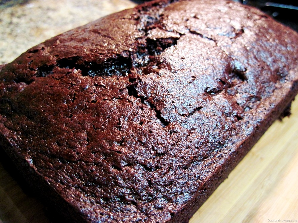 This easy chocolate zucchini bread recipe makes a loaf that's so ...