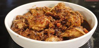 Chicken Masala Gravy Recipe