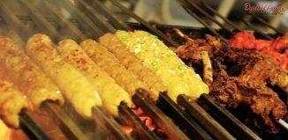 Gilafi Sheek Kebab