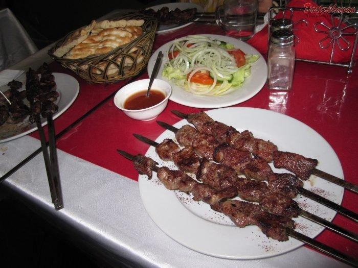 lamb kebabs afghan